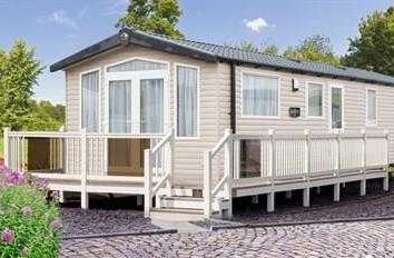 Thumbnail 2 bed mobile/park home for sale in Holiday Homes, Plas Coch Holiday Homes, Llanedwen