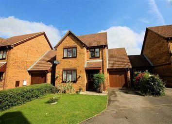 Thumbnail 4 bed detached house for sale in Chalfont Close, Bradville, Milton Keynes