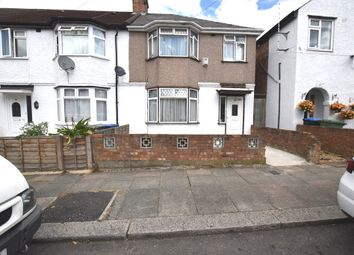 Thumbnail 3 bedroom terraced house for sale in Rosebank Avenue, Wembley