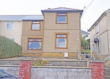 Thumbnail 3 bed semi-detached house for sale in Maen Ganol, Trelewis