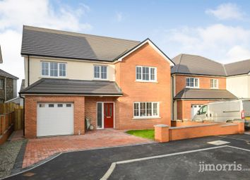 Thumbnail 4 bed detached house for sale in Penparc, Cardigan