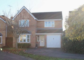 Thumbnail 4 bed detached house to rent in Craig Lea, Taunton