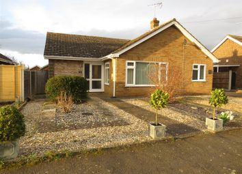Thumbnail 3 bed detached bungalow for sale in Forest Drive, Heacham, King's Lynn