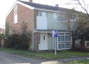 Thumbnail 3 bed semi-detached house to rent in Churchill Avenue, Bishops Waltham, Southampton