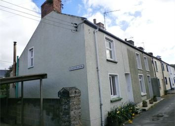 Thumbnail 2 bed end terrace house for sale in Glanrafon Terrace, Llanrhystud, Ceredigion