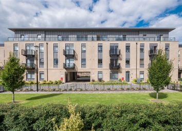 Thumbnail 3 bedroom flat for sale in Larkfield Gardens, Edinburgh