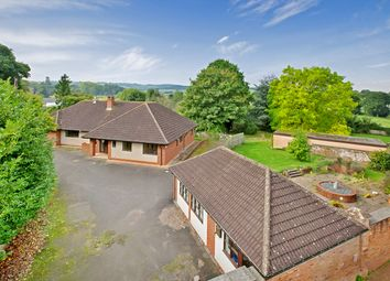 Thumbnail 5 bed bungalow for sale in Poltimore, Exeter, Devon