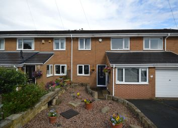 Thumbnail 3 bed town house for sale in Brooklands Court, Ossett