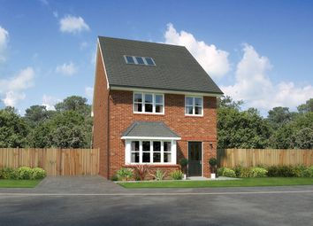 "Thumbnail 5 bedroom detached house for sale in ""Kellingside"" at Close Lane, Alsager, Stoke-On-Trent"