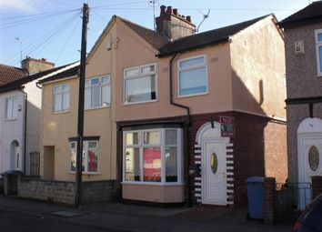 Thumbnail 3 bed semi-detached house to rent in Somersall Street, Mansfield