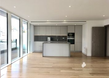 Thumbnail 2 bed property to rent in Clipper Wharf, London Dock, Wapping, London