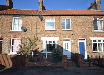Thumbnail 3 bed terraced house to rent in Water Lane, Hemingbrough, Selby