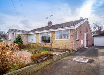 Thumbnail 2 bed semi-detached bungalow for sale in Danebury Road, Brighouse