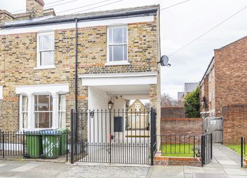 Thumbnail 4 bedroom end terrace house to rent in Bellot Street, London
