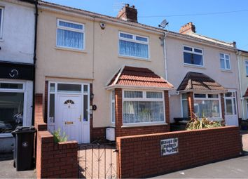 Thumbnail 3 bed terraced house for sale in Ashville Road, Ashton