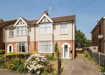 Thumbnail 3 bed semi-detached house for sale in William Road, Ashford, Kent