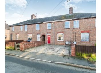 Thumbnail 3 bed terraced house for sale in Stonald Avenue, Whittlesey, Peterborough