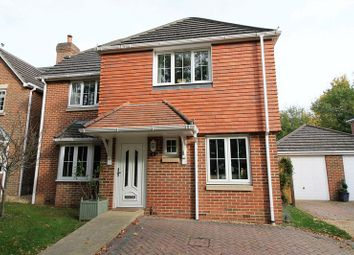 Thumbnail 4 bed detached house for sale in Miles Place, Warsash, Southampton