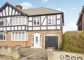 Thumbnail 5 bed semi-detached house for sale in Stanley Road, Leicester, Leicestershire