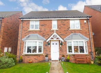 4 bed detached house for sale in Garcia Drive, Ashington NE63