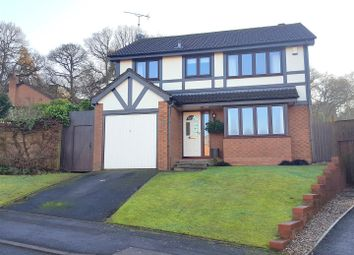 Thumbnail 4 bed detached house for sale in Kenilworth Drive, Kidderminster