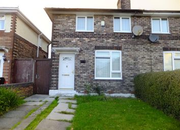 Thumbnail 2 bed terraced house to rent in St Gabriels Avenue, Huyton, Liverpool