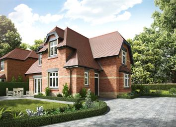 Thumbnail 2 bed mews house for sale in The Beeches, Malpas, Cheshire