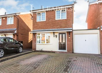 2 bed detached house to rent in Buttermere Drive, Crewe CW1