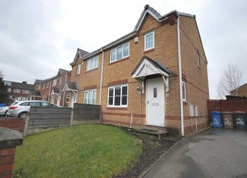 Thumbnail 3 bed semi-detached house for sale in Dovecote Lane, Little Hulton, Manchester
