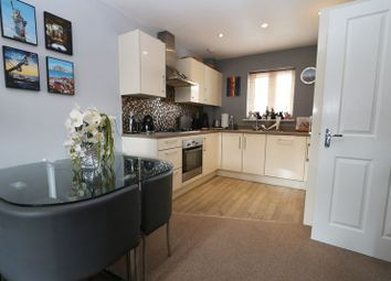Thumbnail 1 bed flat to rent in Bedgebury Place, Kents Hill, Milton Keynes