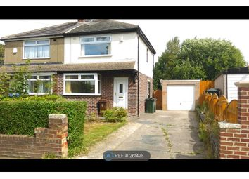 Thumbnail 2 bed semi-detached house to rent in Bromford Road, Bradford