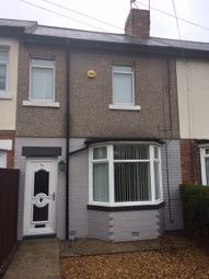 Thumbnail 3 bed terraced house to rent in Cavendish Gardens, Ashington
