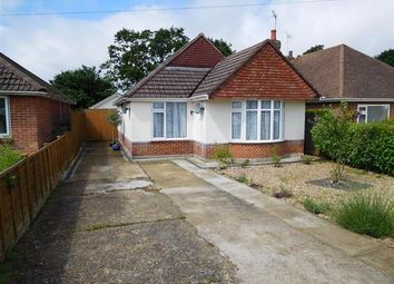 Thumbnail 3 bed bungalow for sale in Apsley Crescent, Poole