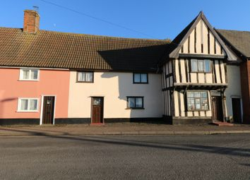 Thumbnail 2 bed terraced house to rent in Denmark Street, Diss