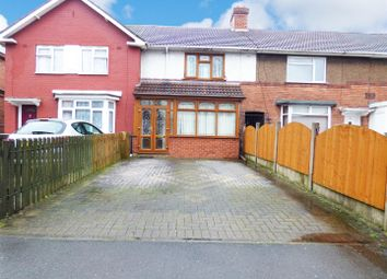 Thumbnail 3 bed terraced house for sale in Fordrough Lane, Bordesley Green, Birmingham