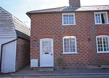 Thumbnail 1 bed end terrace house for sale in North Grove Road, Hawkhurst, Cranbrook