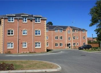Thumbnail 2 bed flat for sale in Shire Lodge Close, Corby, Northamptonshire