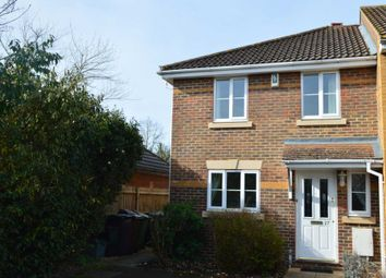 Thumbnail 2 bedroom end terrace house to rent in Silk Mill Road, Redbourn, St.Albans