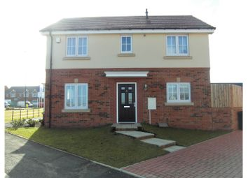 Thumbnail 3 bedroom detached house for sale in Hotspur North, Newcastle Upon Tyne