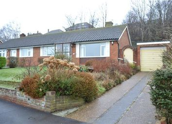 Thumbnail 2 bed semi-detached bungalow to rent in Ashford Way, Hastings