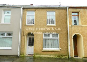 3 bed terraced house for sale in West Hill, Tredegar, Blaenau Gwent. NP22