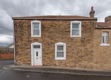 Thumbnail 2 bed terraced house for sale in Steel Street, Consett, Co Durham