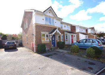 Thumbnail 2 bed semi-detached house for sale in Hawker Road, Ash Vale, Aldershot