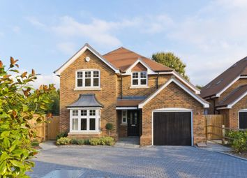 Thumbnail 5 bed detached house to rent in Pipers Close, Cobham, Surrey