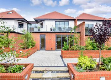 Thumbnail 2 bed flat for sale in Eden Lodges, Chigwell, Essex