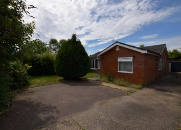 Thumbnail 3 bedroom detached bungalow for sale in Constable Road, Norwich