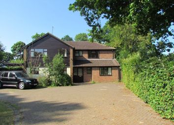 Thumbnail 6 bed detached house to rent in Kennylands Road, Sonning Common, Reading