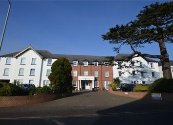 Thumbnail 2 bedroom flat for sale in Hamilton Court, Salterton Road, Exmouth, Devon