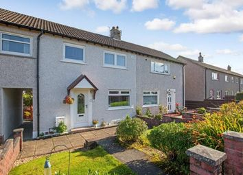 Thumbnail 2 bed terraced house for sale in Fletcher Avenue, Gourock, Inverclyde