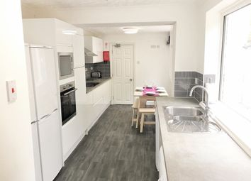 Thumbnail 4 bed shared accommodation to rent in Milburn Road, Gillingham, Kent